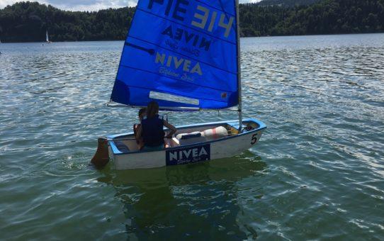 Szkolenia żeglarskie OPTYMIST dla dzieci