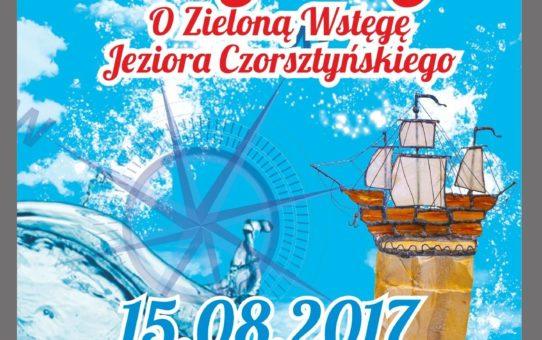 """Otwarte Regaty o Puchar """"Zielonej Wstęgi Jeziora Czorsztyńskiego"""""""