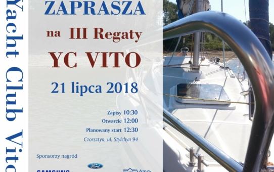 III Regaty YC Vito