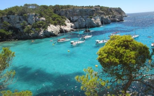 Rejs Baleary wrzesień 2019