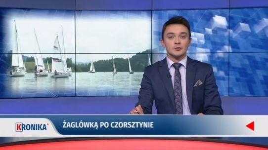 Regaty o Puchar Komandora w TV